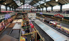 Cardiff Market Foto