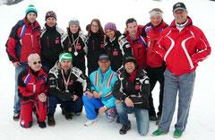 Südtiroler Mannschaft