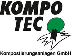 Logo der Firma Kompotec, seit langem verbunden mit Korfmacher Gartengestaltung im Kreis Herford.