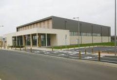 Gymnase des Coteaux, Argences