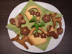 「スプリング」のイメージのクッキー・・・