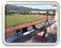 Videoanalyse und Leistungsanalyse  im Fußball