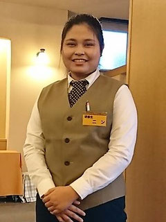 ミャンマー人 ホテル