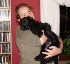 Leeloo mein erster eigener Hund