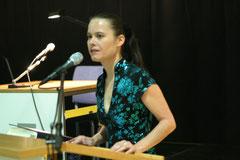 Bibliothek Essen: Laudatio auf GEDOK-Literaturpreisträgerin Anja Kümmel