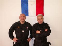 Eric Laulagnet et Robert