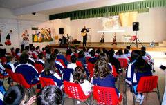 Concierto Didáctico en Ntra. Sra. de Providencia. Palencia.