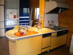 ヤマハ システムキッチン