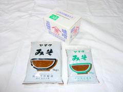 ヤマタ天然醸造味噌