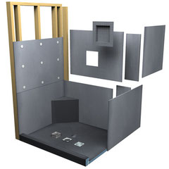 Wedi Shower System is in stock in Kent; just a short drive from Auburn, Federal Way, Renton, and Seattle