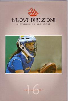 La copertina di Nuove Direzioni del N° 16/2013