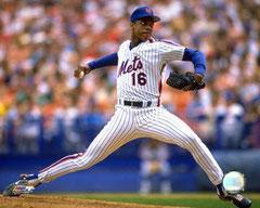Dwight Gooden lanciatore dei Mets