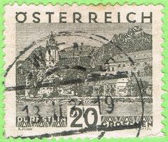 Austria - 1931 - Durnstein