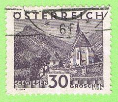 Austria - 1931 - Seewiesen
