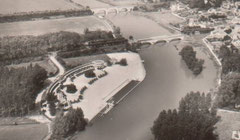 Trilport-Plage vers 1950