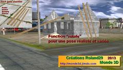 pack bois de chantier : 25/03/2013