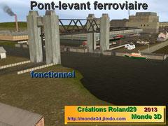 Pont levant 14/10/2013