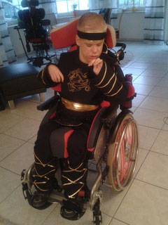 Samurai Cedric 2014