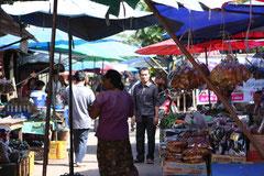 Markt, Luang Prabang