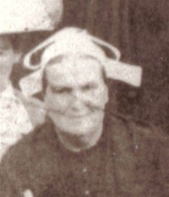 Azeline Le Blain, 1898.