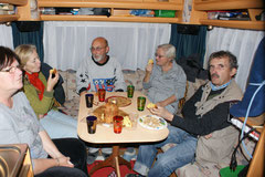 Ulli, Sus, Franz, Marianne,Yvonne