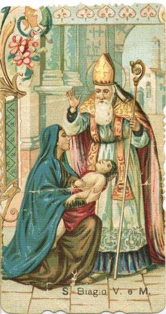 Santino di San Biagio (forse anni '40)