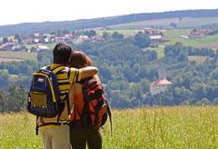 Wandern im Bayerwald