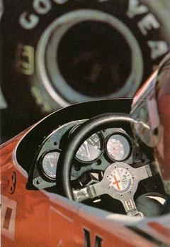 Bruno Giacomelli im Alfa 179