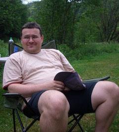 Kurz vor Beginn meiner Diät, mit 114kg
