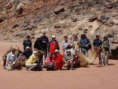 Reisegruppe Syrien/Jordanien 2006