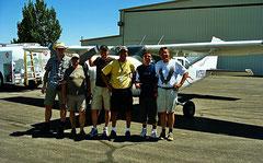 Reisegruppe USA 2009