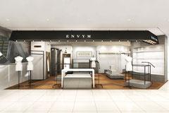 APPAREL / ENVYM様 渋谷109店