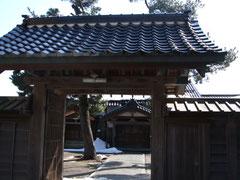 「飴買い幽霊」で有名な道入寺