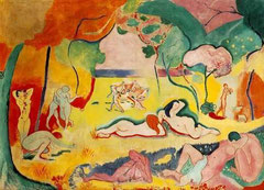 La Joie de Vivre - Henri Matisse (1906)