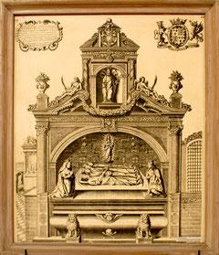 ©Traudi***eine Zeichnung aus dem Jahre 1677