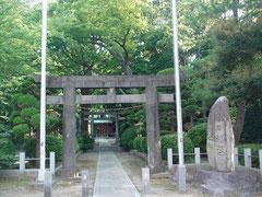 春日神社一の鳥居