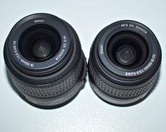 AF-S DX Nikkor 18-55/3.5-5.6 G