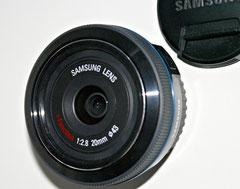 Samsung NX 20/2.8 i-Fn