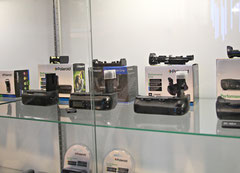 Батарейные блоки под маркой Polaroid