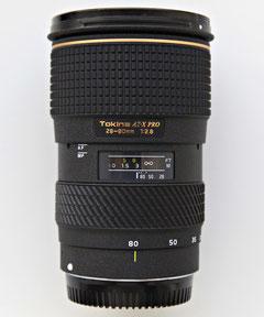 Tokina 28-80/2.8 AT-X 280 AF