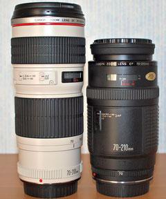 Canon EF 70-210/4