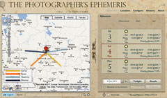 The Photo Ephemeris (TPE)