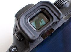 Samsung NX 11 viewfinder