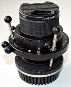 Lensbaby ControlFreak