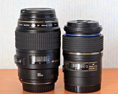 Canon EF 100/2.8 USM macro