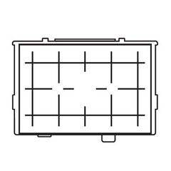 Экран с сеткой