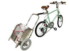 サイクルトレーラー(自転車用リヤカー)