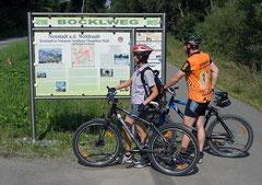 Radler- und Bikerurlaub in der Oberpfalz - Bayern