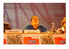 A l'Unesco - Modératrice d'une table ronde sur le thème de l'éducation et de la transmission