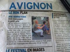 Avignon Juillet 2016